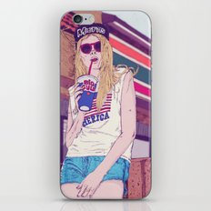 Mallrats iPhone & iPod Skin
