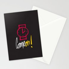 Come on ! Stationery Cards