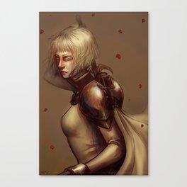 Clare Canvas Print