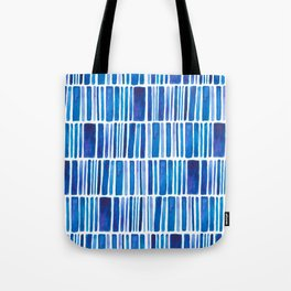 Blue Vibes Tote Bag