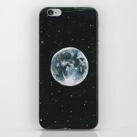 laia iPhone & iPod Skins featuring Moon by Laia™
