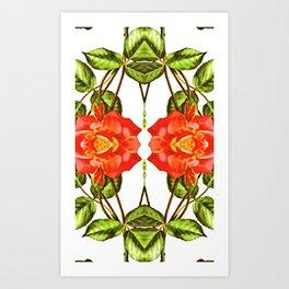 Flora.. Art Print