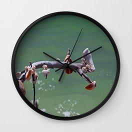 Beachtime on Boca Wall Clock