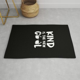 Kind Is The New Cool Gifts Kind Words Gifts Rug