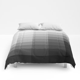 Fifty Shades of Gradient Comforters