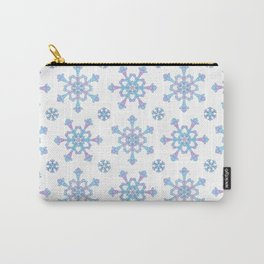 Let it Snow Mix 5 Carry-All Pouch