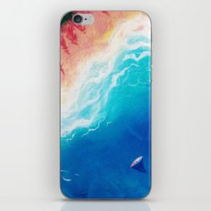 I'll Sail You There iPhone & iPod Skin