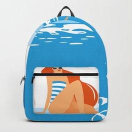 Hello Summer #2 Backpack