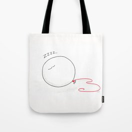 MR BALLON Tote Bag
