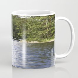 Relaxing View To The Lake Coffee Mug