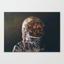 Inward Canvas Print