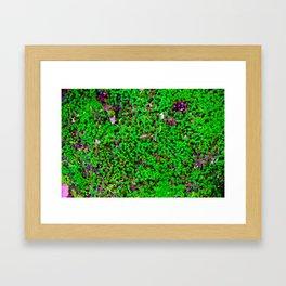 Ground Yourself Framed Art Print