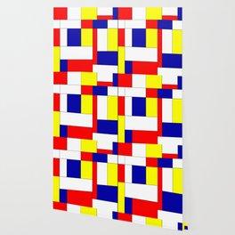 Mondrian #34 Wallpaper