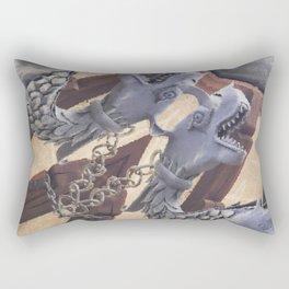 Drago in Assisi Rectangular Pillow