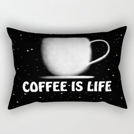 Coffee Stars Rectangular Pillow