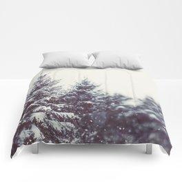 Winter Daydream #2 Comforters
