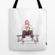 Skate Jock Tote Bag