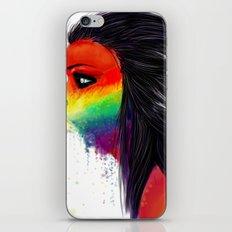 Rainbows iPhone & iPod Skin