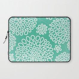 Peppermint Dandelions Laptop Sleeve