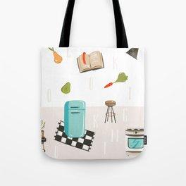 Cooking Mama Tote Bag