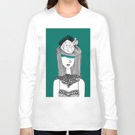 Teal Deal Long Sleeve T-shirt