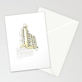 Hooper Street, Wellington Stationery Cards