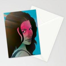 Classy- Evangeline Lilly Stationery Cards