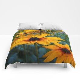 black-eyed susan Comforters