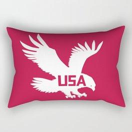 National Bird of America Rectangular Pillow