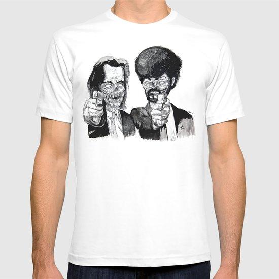 Zombie Fiction T-shirt