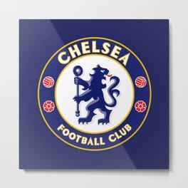 Chelsea FC Metal Print