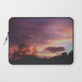sky above me Laptop Sleeve