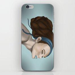 Natasha Flying iPhone Skin