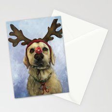 Rappy Rolidays Rumans! Stationery Cards