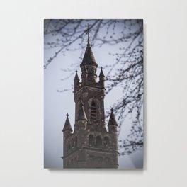 Fairy Tale Tower Metal Print