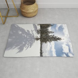 Gardners Hole, Yellowstone National Park Rug