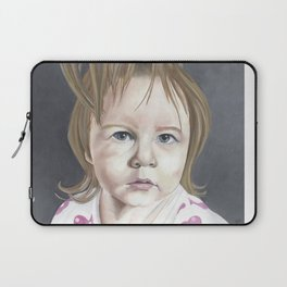 Camber in oil Laptop Sleeve