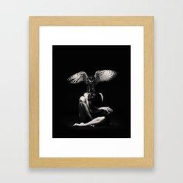 Subjacent Framed Art Print
