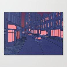 ARTE N° 23 Canvas Print