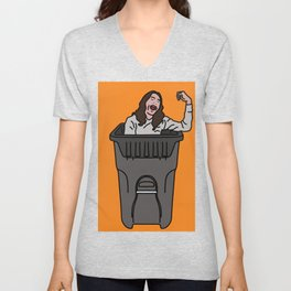 Can't Stop Unisex V-Neck