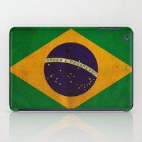 brasil iPad Cases featuring Brasil by NicoWriter