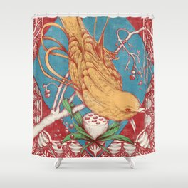 Littlebird Shower Curtain