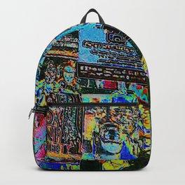 Market Art Backpack