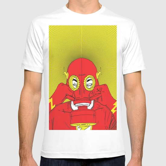 Unmask The : Flash T-shirt
