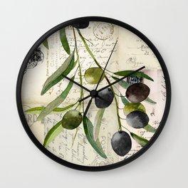 Olivia I Wall Clock