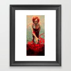 Magic, yo. Framed Art Print
