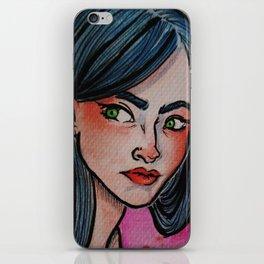 Blu iPhone Skin