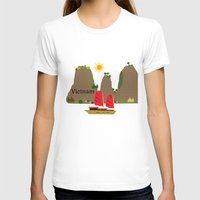 vietnam T-shirts featuring Vietnam View by Design4u Studio