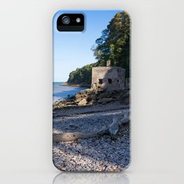Elberry Cove - Agatha Christie's Favourite Bathing Spot iPhone Case