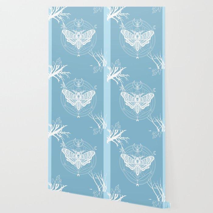 Witch Craft Winter Wallpaper